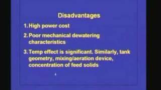 Lecture 30 Sludge Treatment(Contd)
