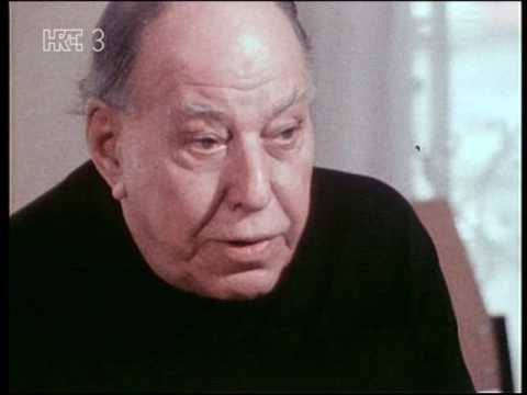 "LOVRO VON MATACIC - a portrait - the rehearsal of opera ""Zrinjski"" by Ivan Zajc - 1982"