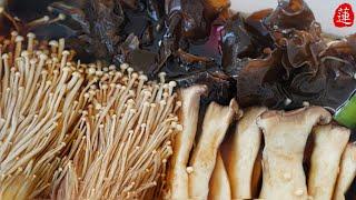 [여름추천 버섯장아찌] 천원의 보약으로 입맛 살려요~ 버섯장아찌 담는법