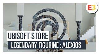 UBISOFT STORE EXCLUSIVE -  LEGENDARY FIGURINE: ALEXIOS