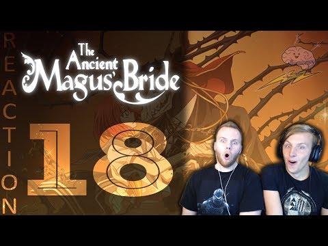 "SOS Bros React - Ancient Magus Bride Episode 18 - ""Jealias"" Elias!!"