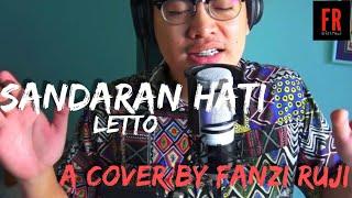 Sandaran Hati (Letto) - A one-take cover by Fanzi Ruji