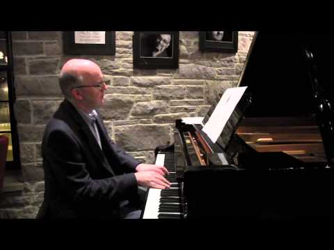 John Sherwood piano jazz --Heather On The Hill