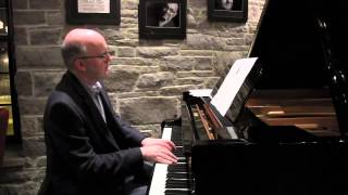 John Sherwood piano jazz -- Heather On The Hill