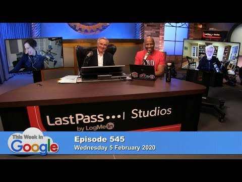 Doughy and Divisive - This Week in Google 545