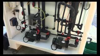 Electricide CDEB Chlorine Dioxide Generator - Operation