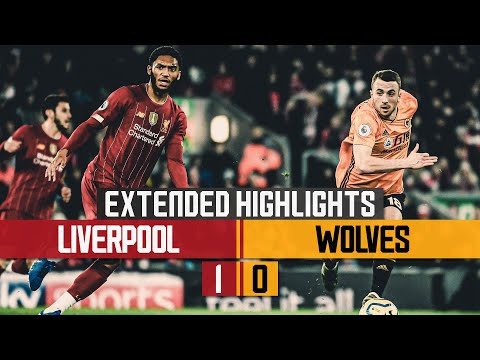 Neto denied first Premier League goal   Liverpool 1-0 Wolves   Extended Highlights