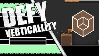 DEFY BY VERTICALLITY! Geometry Dash 2.0 Level