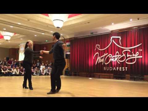 Budafest 2016 Richard Chung & Tatiana Mollmann