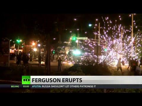 Anger in Ferguson refuses to subside