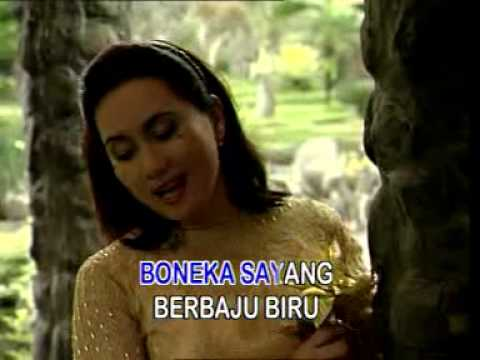 BONEKA DARI INDIA  - TITIEK SANDHORA - [Karaoke Video]