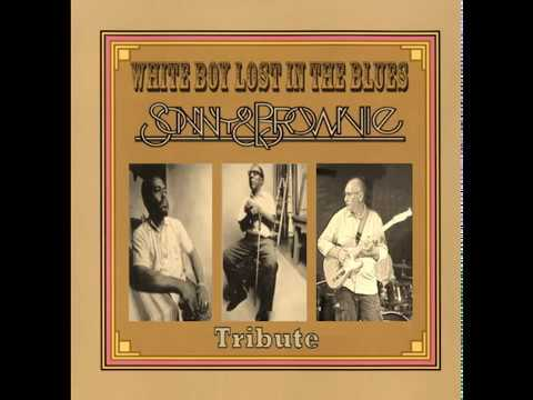 White Boy Lost In The Blues - Sonny Terry & Brownie Mc Ghee