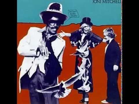 JONI MITCHELL : Don Juan's Reckless Daughter FULL ALBUM
