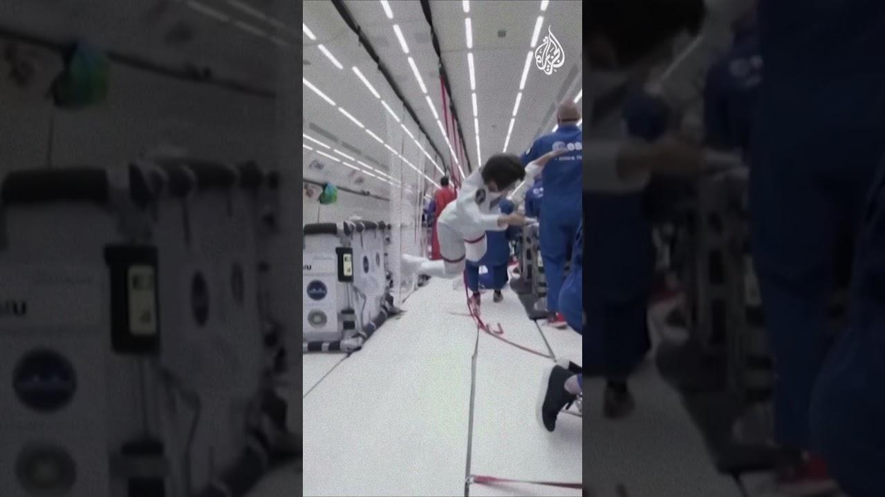 -باربي- في الفضاء .. بهدف تشجيع الفتيات الصغيرات ليصبحن عالمات ورائدات فضاء.  - 20:55-2021 / 10 / 24