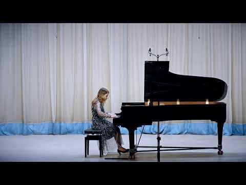 Павлова Александра - Л.Бетховен - Соната №4 Ми-бемоль мажор, ор.7, 1 часть