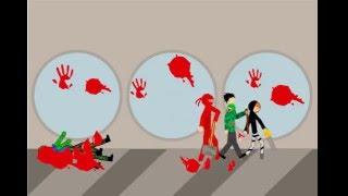 Зомби апокалипсис.Часть 2