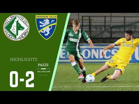 Avellino-Frosinone 0-2 - HD Highlights - Serie B 36^ Giornata