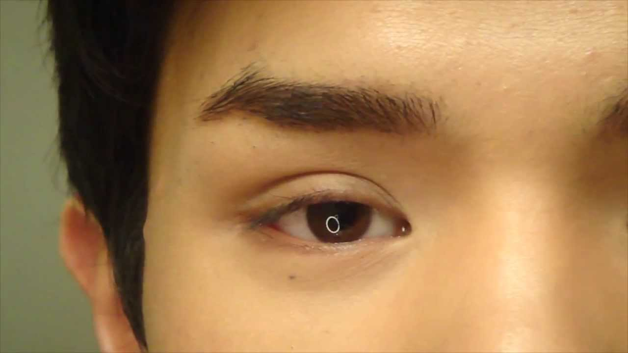 a22e7a9d1d2 TIPS: Eyeliner | For Guys, How to Get Away With It - YouTube