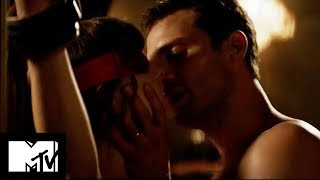 FIFTY SHADES FREED Steamy Sex Scenes & DELETED Scenes BEHIND THE SCENES | MTV Movies