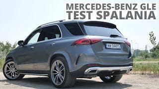 Mercedes-Benz GLE 300d 2.0 Diesel 245 KM (AT) - pomiar zużycia paliwa