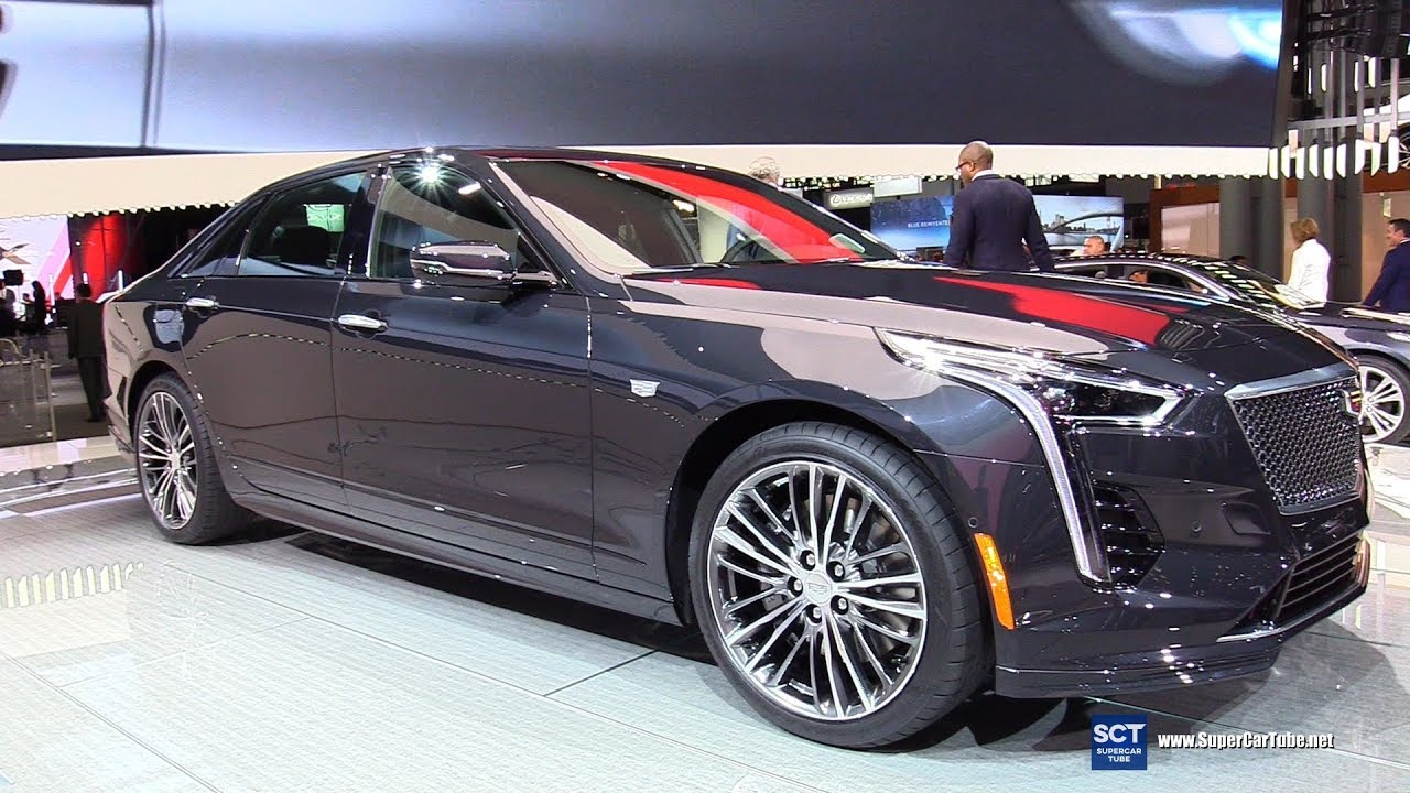 2019 Cadillac CT6 V Sport - Exterior and Interior ...