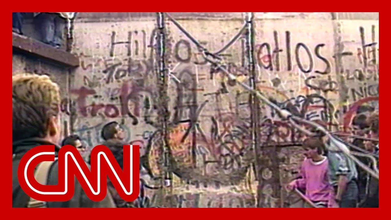 Berlin Wall: Germany marks 30th anniversary of its fall - CNN