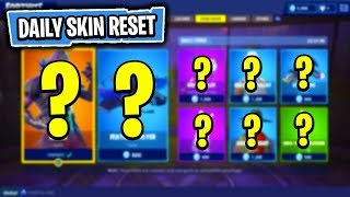 The NEW DAILY & FEATURED Items In Fortnite: Battle Royale! (Skin Reset #113)