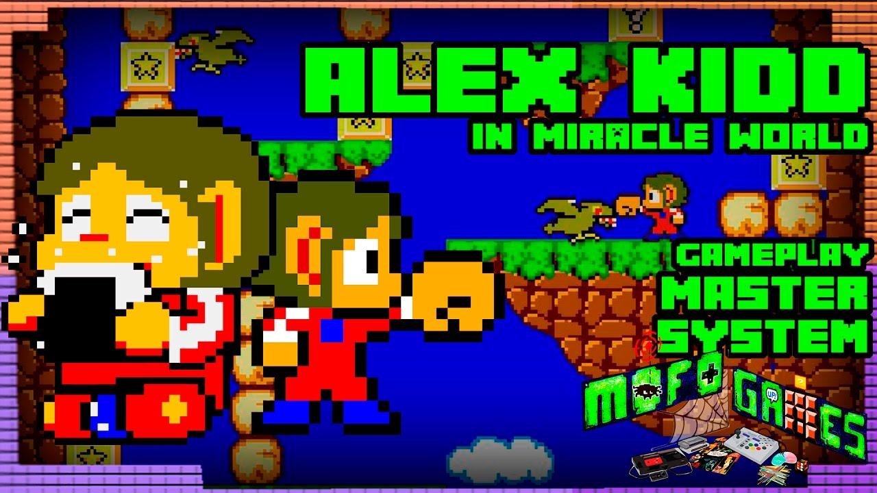 jogo do alex kidd para pc
