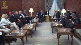 «الشيوخ الفرنسي»: زيارة الإمام الأكبر لفرنسا قدمت صورة حقيقية عن سماحة الإسلام