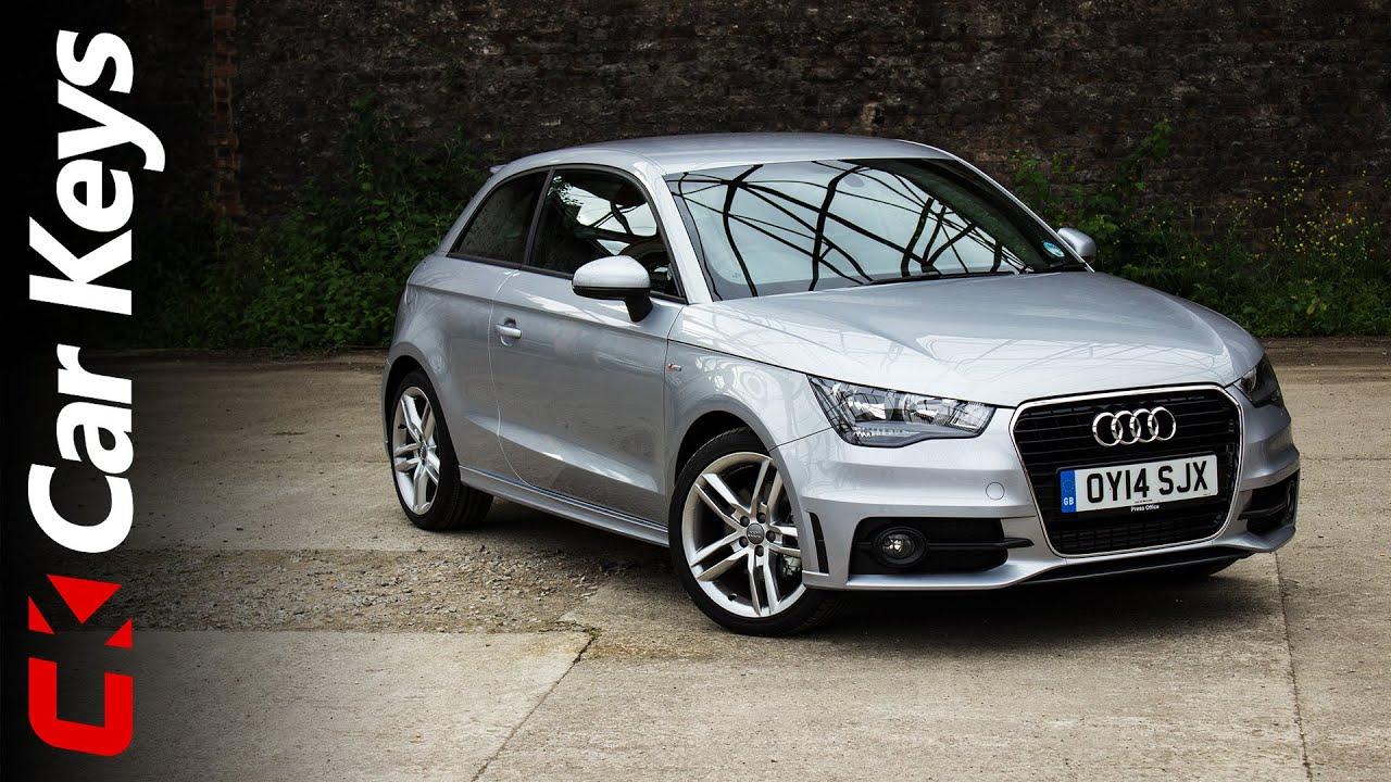 Audi A1 2014 review - Car Keys - YouTube