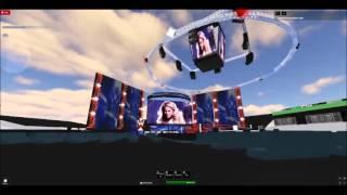 ROBLOX:Kelly Kelly RAW 1000. Etappe