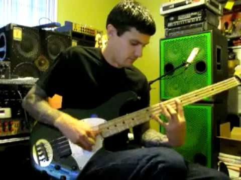 Slap Bass Evan Brewer