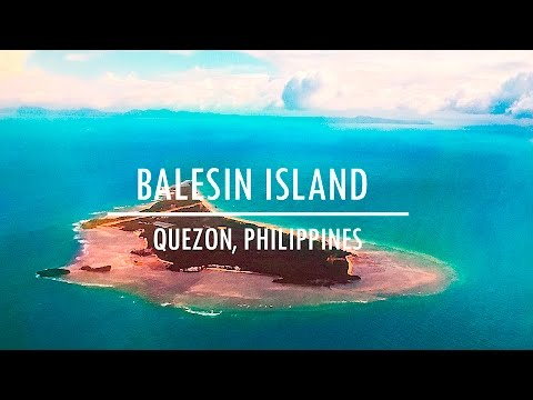 Balesin Island Like You've Never Seen Before | DroneDiaries | Full HD 1080P