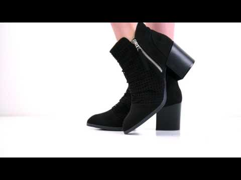 AS YOU WERE HEELED BOOTIES