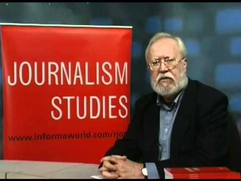 Journal 'Journalism Studies' February 2011
