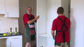 How To Install A Kitchen Pantry - Diy At Bunnings