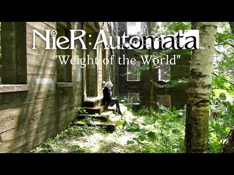 NieR: Automata ~ 'Weight of the World' ~ Fan Cover & Cosplay Video