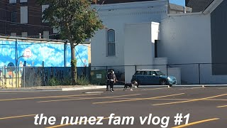 The Nunez Fam Vlog #1