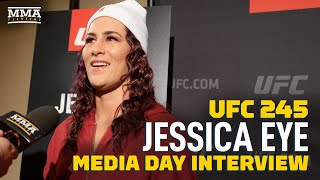 Jessica Eye Reveals Injuries Plagued Her Leading Up to Valentina Shevchenko Fight - MMA Fighting