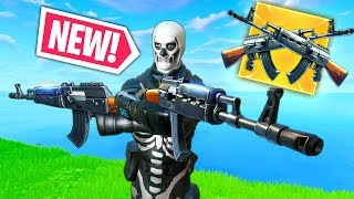 *NEW* AK 47 CRAZY GAMEPLAY! | Fortnite Funny and Best Moments Ep.293 (Fortnite Battle Royale)