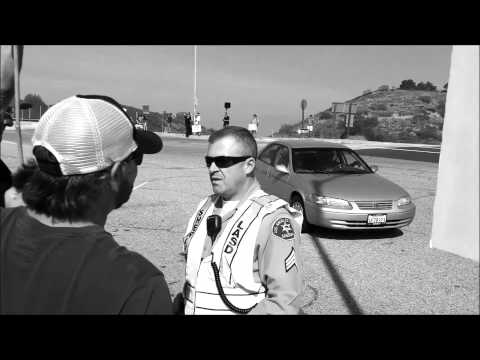 Thank You To Los Angeles County Sheriffs Department For Being Courteous To San Dimas Pro