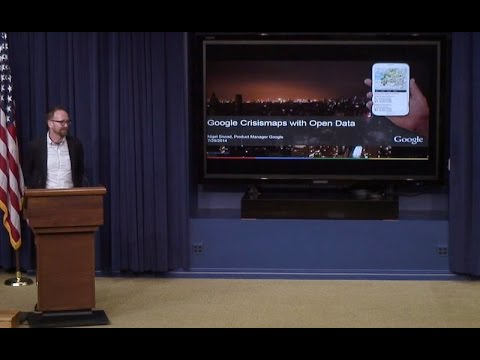 White House Innovation for Disaster Response and Recovery Demo Day