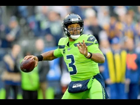 Russell Wilson | 2019 First Half Highlights ᴴᴰ