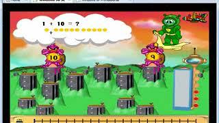 Math Blaster Junior - Ages 4-6 Part 2: Adventure Continues