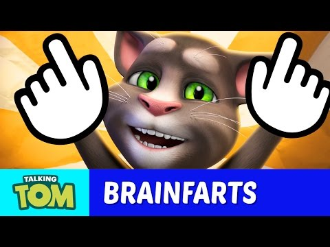 Thumbnail: Talking Tom Brainfarts - My Wonderful Helping Hands
