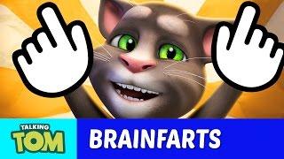 Gambar cover Talking Tom Brainfarts - My Wonderful Helping Hands