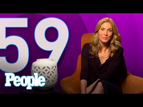 Elizabeth Mitchell: Angelina Jolie Is a 'Wonderful' Kisser | People