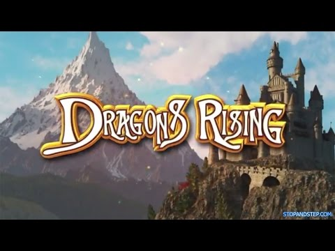 Slot Machines UK - Dragons Rising with FREE SPINS BONUS in Coral Bookies