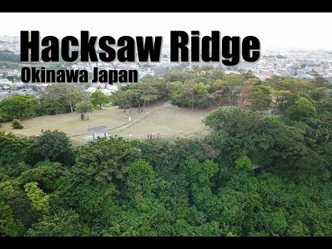 The Real Hacksaw Ridge | WW2 Battleground