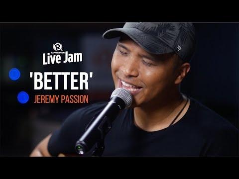 'Better' – Jeremy Passion